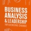 """Business Analysis and Leadership"" book launch"